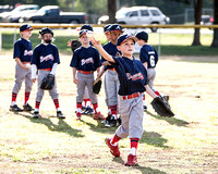 10am - Braves vs Pirates (Ages 7-8)
